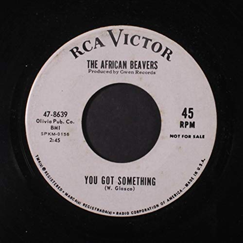 you got something / night time is the right time 45 rpm single]()
