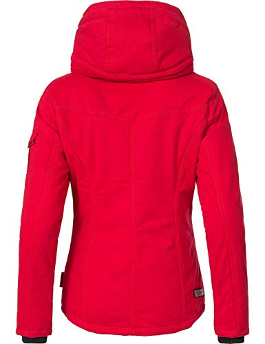 Winter XS 7 Navahoo Ladies` Colors Jacket Goldengel Red XXL with Hood qY8Hw8EFP