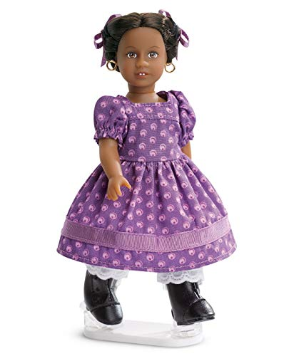 American Girl 6.5-Inch Addy Walker 2016 Special Edition Mini Doll with Book and - Addy American Doll Girl