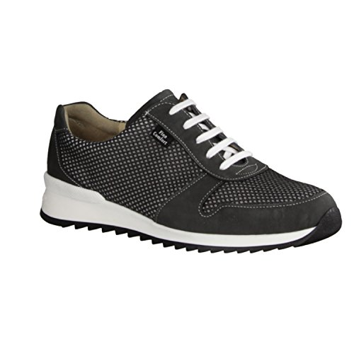FinnComfort Shoe Up 02365901451 Lace Street Grey SARNIA Womens wSwT1Pq