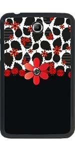 """Funda para Samsung Galaxy Tab 3 P3200 - 7"""" - Sombras Mariquita by DL Desgins"""