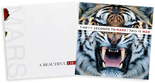 Thirty Seconds to Mars: A Beautiful Lie / This is War - Studio Album CD Collection