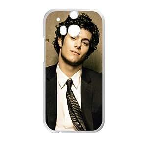Adam Brody Hd1 HTC funda de plástico caja del teléfono celular M8 Una funda funda caja del teléfono celular blanco cubre ALILIZHIA05404