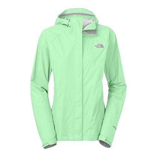 The North Face Women's Venture Jacket,Surf Green,US L