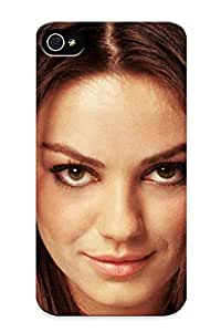 Eatcooment COflzCi1414wvuHX Case Cover Skin For Iphone 4/4s (mila Kunis )/ Nice Case With Appearance
