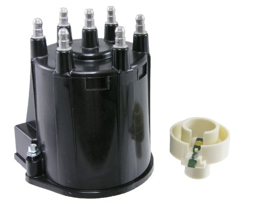 Wells DR2012 Distributor Cap and Rotor Kit (Cap And Rotor Replacement)