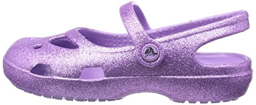 Pictures of Crocs Girls' Shayna Hi-Glitter Mary Jane crocs 14478 4