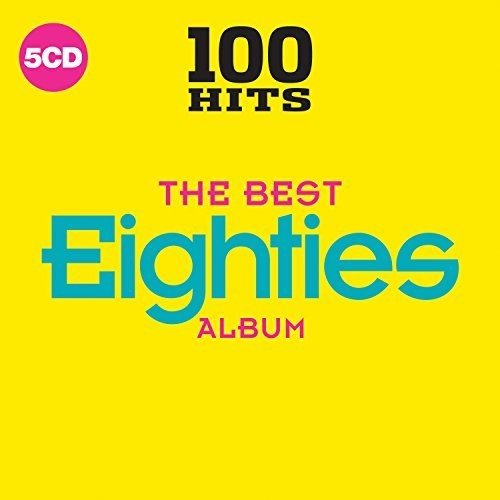100 Hits: The Best 80s / Various - Hits Cd Album