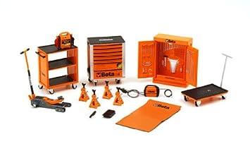 Beta Garage Mechanic Accessory Tools 13pc Tool Kit Set