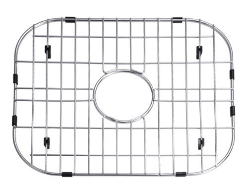 Dowell 6011 2317 18-1/8-Inch by 13-1/4-Inch Wire Sink Grid for 6001 2317 Kitchen Sinks in Stainless Steel by Dowell by DOWELL