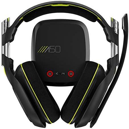 ASTRO Gaming A50 Wireless Binaural Diadema Verde, Gris Auricular ...