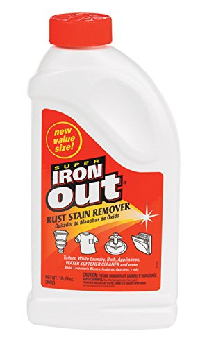 Iron Out All-Purpose Rust and Stain Remover  - 28 (Rust Stains Toilet)