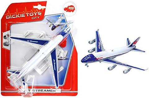 Dickie Toys - 203343004 - Avion - Jet - Actualités des Jeux Videos
