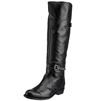 Amazon.com | FRYE Women's Dorado Riding Boot | Knee-High