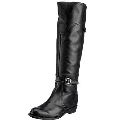 Amazon.com | FRYE Women's Dorado Riding Boot | Knee-High