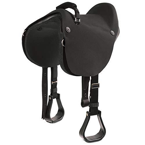 Mustang Soft Ride Saddle - Soft Cashel Saddle