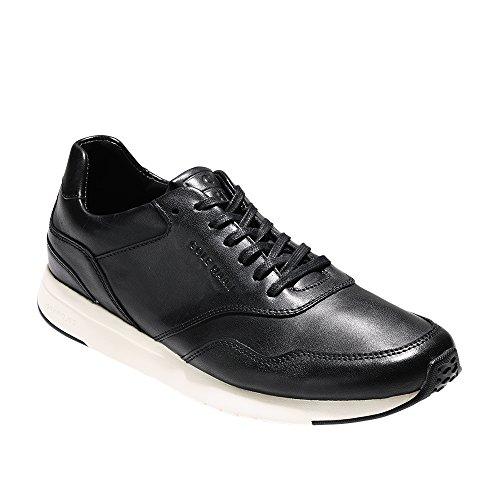 Cole Grandpro Sneakers Stain Hand Men's Black Haan Runner HHrqzB