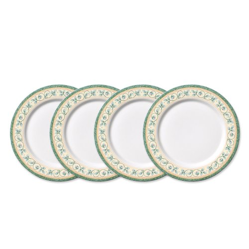 (Pfaltzgraff French Quarter Dinner Plate, 10-1/2-Inch, Set of 4)