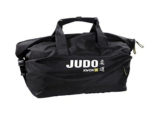 Kwon Reisetasche medium mit verschiedene Kampfsportmotive schwarz Judo P6kegbqm7O