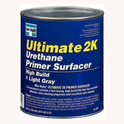 (Mar-Hyde(R) 4.4 Ultimate(TM) 2K Primer/Surfacer Gray, 5563, 1 Gallon, 4 per case)