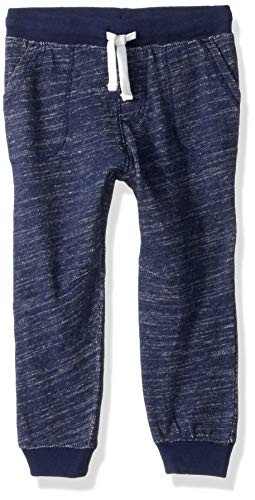 Gymboree Boys' Big Knit Jogger Pants, Navy 3T from Gymboree