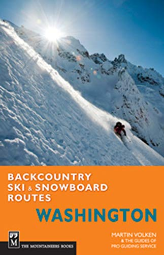 Backcountry Ski & Snowboard Routes Washington