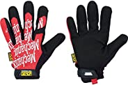 Mechanix Wear MG-02-009 Original Gloves, Red, Medium