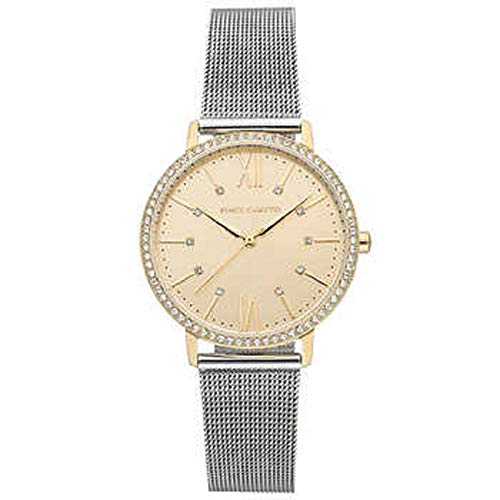 Vince Camuto Two-Tone Mesh Women's Watch
