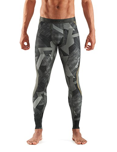 SKINS Men's DNAmic Compression Long Tights