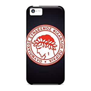 Special Design Back Olympiakos Pireus Fc Phone Case Cover For Iphone 5c