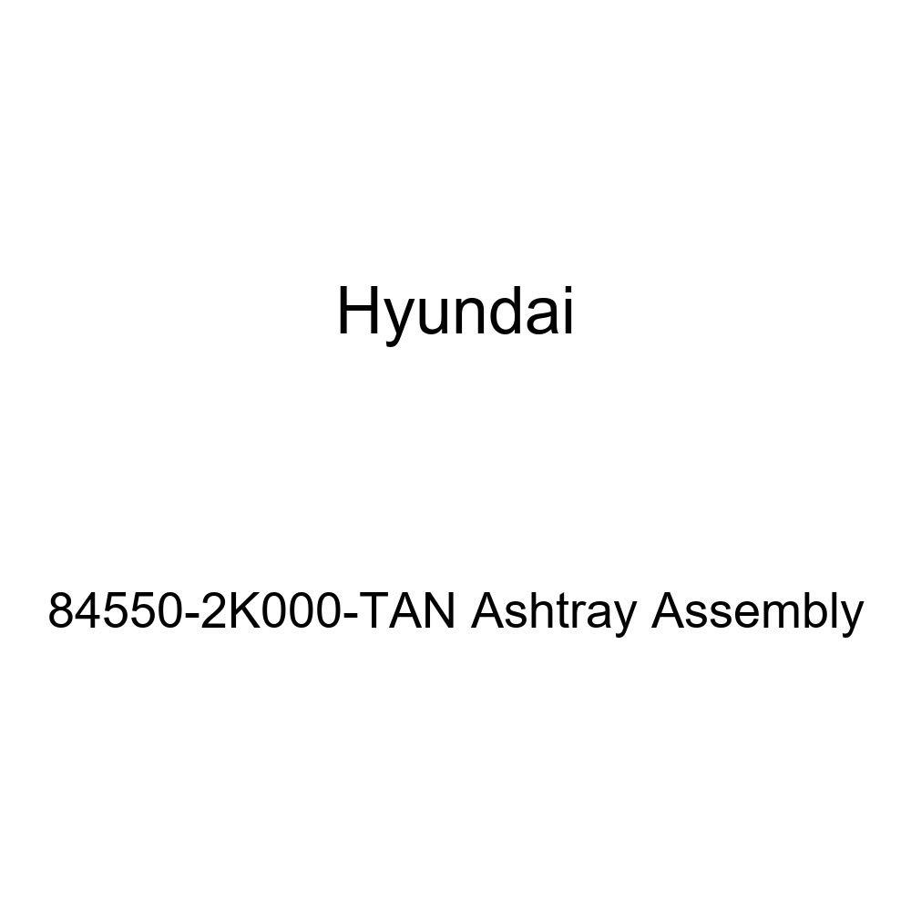 Genuine Hyundai 84550-2K000-TAN Ashtray Assembly