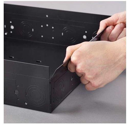 Chief Mfg.Storage Box Hardware Mount White (PAC525FW)