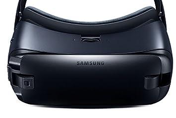 Samsung Gear VR - Dispositivos de visualización montados en Cascos (Smartphone-Based, Negro