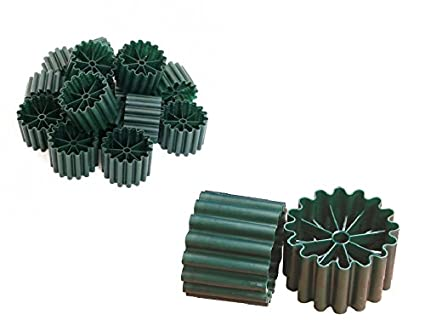 200 Liter Bioringe Ø 50 mm Bioblöcke Bioblocks Filterbälle Filtermaterial Teich