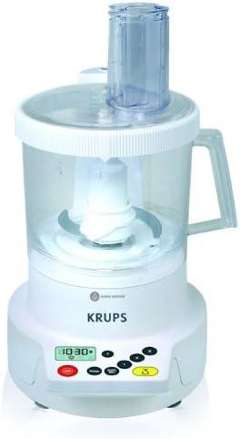 Krups Serie 8000 Blanco Prep Expert – Robot de cocina color blanco: Amazon.es: Hogar