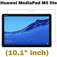 """M.G.R.J® Tempered Glass Screen Protector for Huawei MediaPad M5 lite (10.1"""" inch)"""