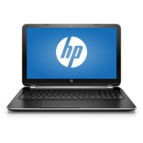 2017 HP 15.6″ HD Laptop Computer, Intel Quad Core Pentium N3540 2.16 GHz Processor, 4GB DDR3 RAM, 500GB HDD, USB 3.0, Webcam, HDMI, DVDRW, Wifi, RJ-45, Windows 10 Home (Certified Refurbished)