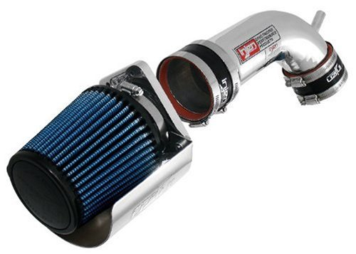 Chrome Polished Intake System - Injen Technology IS2083P Polished Short Ram Intake System