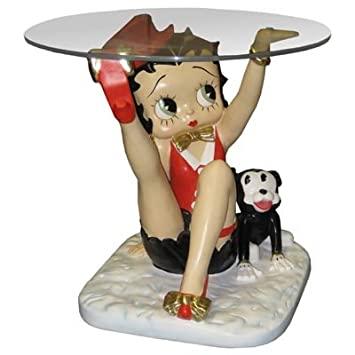 Marvelous Betty Boop Table 23u0026quot; Collectable Figurine