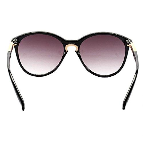 Etosell Vogue Femme Unisexe Ossature Metallique Lunettes De Soleil (Taille  unique, Noir)  Amazon.fr  Vêtements et accessoires bf60345555a2