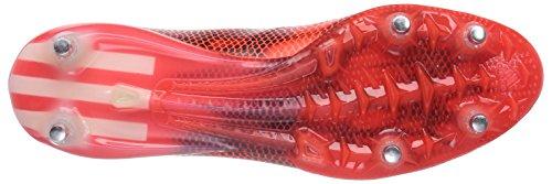 Adidas F50 Adizero Sg Herren Fußballschuhe Rot (rosso Solare / Ftwr Bianco / Nero Nucleo)
