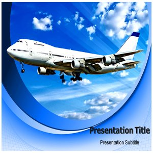Amazon Com Aircraft Powerpoint Ppt Templates Aircraft Powerpoint