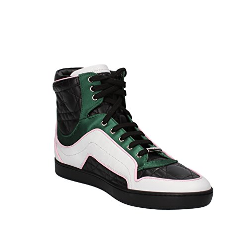 Dior ,  Damen Hohe Sneaker Nero/Bianco/Verde