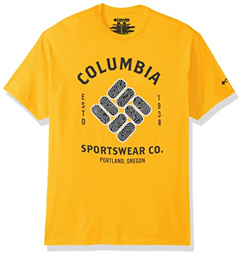 Columbia Apparel Men's Euro T-Shirt