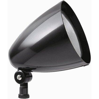 Par38 Bullet - RAB Lighting HB101A Bullet Shape Par Floodlight, PAR38 Type, Aluminum, 150W Power, Bronze Color