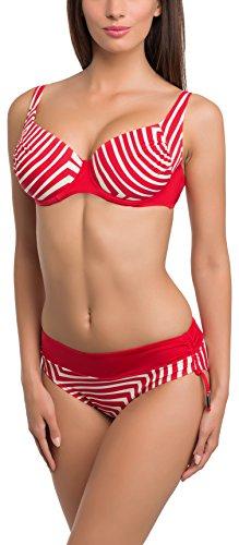 FR3D1 Modello 13dk Donna Set Bikini Feba Corpo per Modellante Yxw1RTvqa