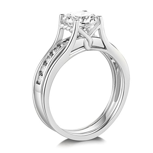 The 8 best engagement ring sets for women gold