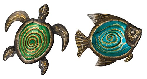 Regal Art & Gift Bronze Wall Decor - 17
