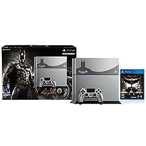 PlayStation 4 500GB Console – Batman Arkham Knight Bundle Limited Edition[Discontinued]