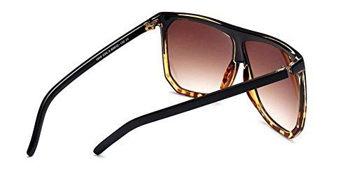 soleil Tranche cercle lunettes Thé Lennon de polarisées retro rond inspirées du vintage de style métallique en qOaCOpn